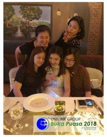 Unilink Group Buka Puasa Dinner 2018 Selamat Hari Raya Aidilfitri from Agensi Pekerjaan Unilink Prospects Sdn Bhd at Osesame Secret Bar and Bistro 29