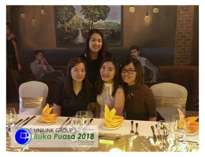 Unilink Group Buka Puasa Dinner 2018 Selamat Hari Raya Aidilfitri from Agensi Pekerjaan Unilink Prospects Sdn Bhd at Osesame Secret Bar and Bistro 30