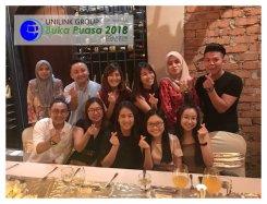 Unilink Group Buka Puasa Dinner 2018 Selamat Hari Raya Aidilfitri from Agensi Pekerjaan Unilink Prospects Sdn Bhd at Osesame Secret Bar and Bistro 32