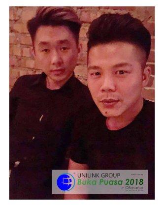 Unilink Group Buka Puasa Dinner 2018 Selamat Hari Raya Aidilfitri from Agensi Pekerjaan Unilink Prospects Sdn Bhd at Osesame Secret Bar and Bistro 34
