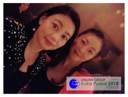 Unilink Group Buka Puasa Dinner 2018 Selamat Hari Raya Aidilfitri from Agensi Pekerjaan Unilink Prospects Sdn Bhd at Osesame Secret Bar and Bistro 36