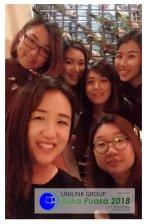 Unilink Group Buka Puasa Dinner 2018 Selamat Hari Raya Aidilfitri from Agensi Pekerjaan Unilink Prospects Sdn Bhd at Osesame Secret Bar and Bistro 37
