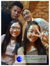 Unilink Group Buka Puasa Dinner 2018 Selamat Hari Raya Aidilfitri from Agensi Pekerjaan Unilink Prospects Sdn Bhd at Osesame Secret Bar and Bistro 40