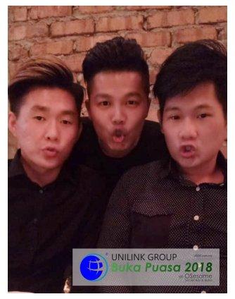 Unilink Group Buka Puasa Dinner 2018 Selamat Hari Raya Aidilfitri from Agensi Pekerjaan Unilink Prospects Sdn Bhd at Osesame Secret Bar and Bistro 41