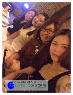 Unilink Group Buka Puasa Dinner 2018 Selamat Hari Raya Aidilfitri from Agensi Pekerjaan Unilink Prospects Sdn Bhd at Osesame Secret Bar and Bistro 42
