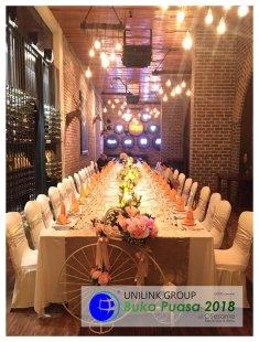 Unilink Group Buka Puasa Dinner 2018 Selamat Hari Raya Aidilfitri from Agensi Pekerjaan Unilink Prospects Sdn Bhd at Osesame Secret Bar and Bistro 48