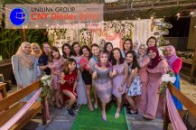 Unilink Group Chinese New Year Dinner 2018 from Agensi Pekerjaan Unilink Prospects Sdn Bhd at Roundabout Bisrto and Cafe 11