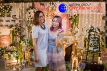 Unilink Group Chinese New Year Dinner 2018 from Agensi Pekerjaan Unilink Prospects Sdn Bhd at Roundabout Bisrto and Cafe 22