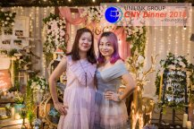 Unilink Group Chinese New Year Dinner 2018 from Agensi Pekerjaan Unilink Prospects Sdn Bhd at Roundabout Bisrto and Cafe 24
