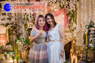 Unilink Group Chinese New Year Dinner 2018 from Agensi Pekerjaan Unilink Prospects Sdn Bhd at Roundabout Bisrto and Cafe 34