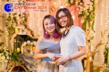 Unilink Group Chinese New Year Dinner 2018 from Agensi Pekerjaan Unilink Prospects Sdn Bhd at Roundabout Bisrto and Cafe 39