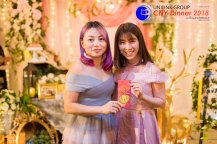 Unilink Group Chinese New Year Dinner 2018 from Agensi Pekerjaan Unilink Prospects Sdn Bhd at Roundabout Bisrto and Cafe 40