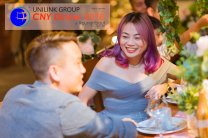 Unilink Group Chinese New Year Dinner 2018 from Agensi Pekerjaan Unilink Prospects Sdn Bhd at Roundabout Bisrto and Cafe 41