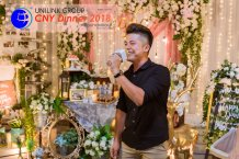 Unilink Group Chinese New Year Dinner 2018 from Agensi Pekerjaan Unilink Prospects Sdn Bhd at Roundabout Bisrto and Cafe 45