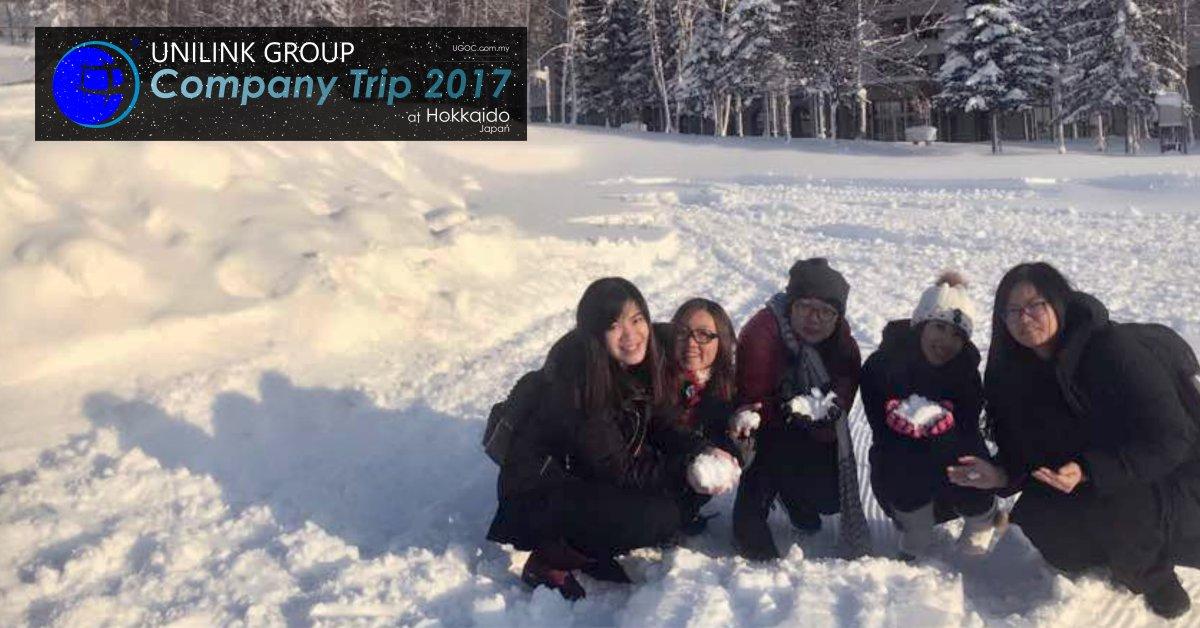 Company Trip 2017 - Japan