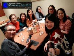 Unilink Group Company Trip 2017 from Agensi Pekerjaan Unilink Prospects Sdn Bhd at Hokkaido Japan 03