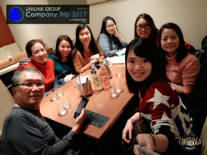 Unilink Group Company Trip 2017 from Agensi Pekerjaan Unilink Prospects Sdn Bhd at Hokkaido Japan 03