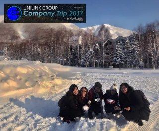 Unilink Group Company Trip 2017 from Agensi Pekerjaan Unilink Prospects Sdn Bhd at Hokkaido Japan 04