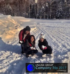 Unilink Group Company Trip 2017 from Agensi Pekerjaan Unilink Prospects Sdn Bhd at Hokkaido Japan 05
