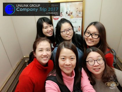 Unilink Group Company Trip 2017 from Agensi Pekerjaan Unilink Prospects Sdn Bhd at Hokkaido Japan 09