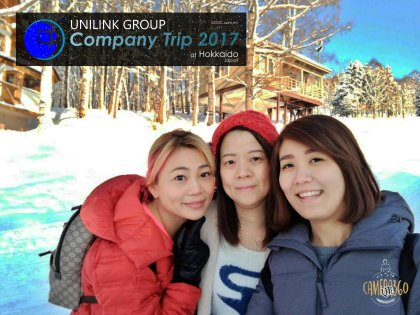 Unilink Group Company Trip 2017 from Agensi Pekerjaan Unilink Prospects Sdn Bhd at Hokkaido Japan 11