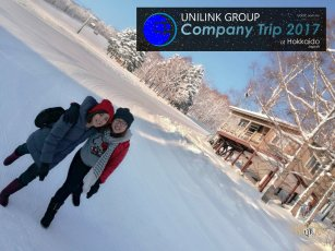 Unilink Group Company Trip 2017 from Agensi Pekerjaan Unilink Prospects Sdn Bhd at Hokkaido Japan 14