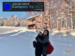 Unilink Group Company Trip 2017 from Agensi Pekerjaan Unilink Prospects Sdn Bhd at Hokkaido Japan 15