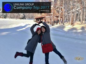 Unilink Group Company Trip 2017 from Agensi Pekerjaan Unilink Prospects Sdn Bhd at Hokkaido Japan 16