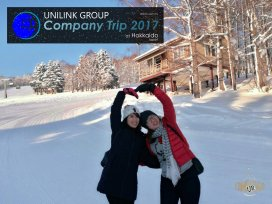 Unilink Group Company Trip 2017 from Agensi Pekerjaan Unilink Prospects Sdn Bhd at Hokkaido Japan 17