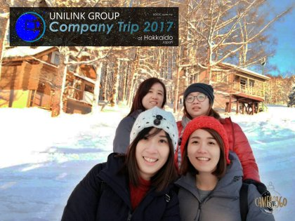 Unilink Group Company Trip 2017 from Agensi Pekerjaan Unilink Prospects Sdn Bhd at Hokkaido Japan 18