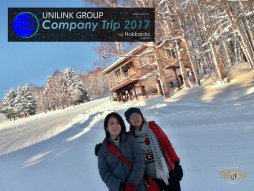 Unilink Group Company Trip 2017 from Agensi Pekerjaan Unilink Prospects Sdn Bhd at Hokkaido Japan 19
