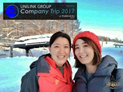 Unilink Group Company Trip 2017 from Agensi Pekerjaan Unilink Prospects Sdn Bhd at Hokkaido Japan 20