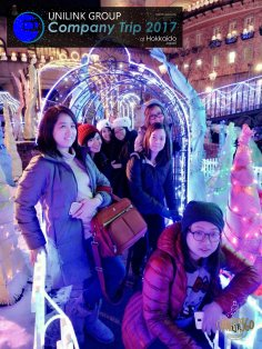Unilink Group Company Trip 2017 from Agensi Pekerjaan Unilink Prospects Sdn Bhd at Hokkaido Japan 27