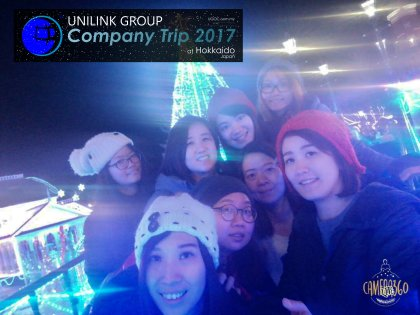 Unilink Group Company Trip 2017 from Agensi Pekerjaan Unilink Prospects Sdn Bhd at Hokkaido Japan 29