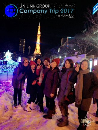 Unilink Group Company Trip 2017 from Agensi Pekerjaan Unilink Prospects Sdn Bhd at Hokkaido Japan 43
