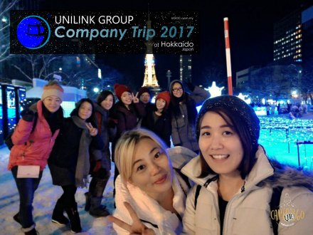 Unilink Group Company Trip 2017 from Agensi Pekerjaan Unilink Prospects Sdn Bhd at Hokkaido Japan 44