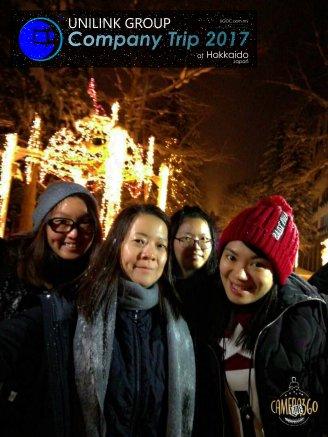Unilink Group Company Trip 2017 from Agensi Pekerjaan Unilink Prospects Sdn Bhd at Hokkaido Japan 45