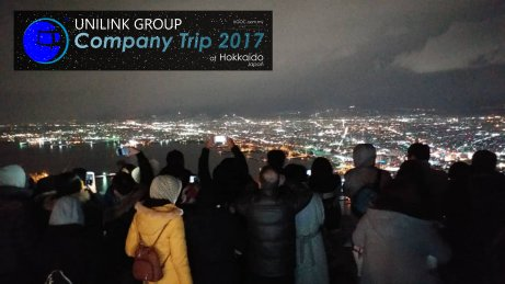 Unilink Group Company Trip 2017 from Agensi Pekerjaan Unilink Prospects Sdn Bhd at Hokkaido Japan 48