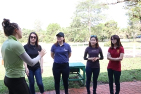 Unilink Group Company Trip 2018 April from Agensi Pekerjaan Unilink Prospects Sdn Bhd Horse Riding at Johor Bahru 09