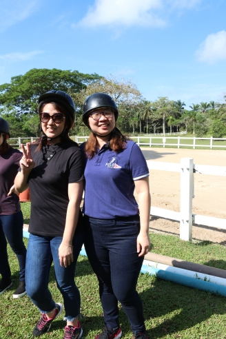 Unilink Group Company Trip 2018 April from Agensi Pekerjaan Unilink Prospects Sdn Bhd Horse Riding at Johor Bahru 18