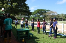 Unilink Group Company Trip 2018 April from Agensi Pekerjaan Unilink Prospects Sdn Bhd Horse Riding at Johor Bahru 20