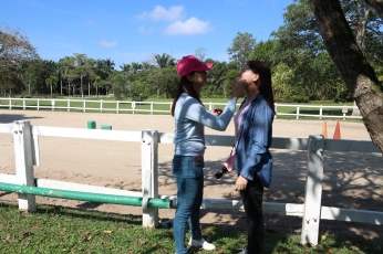 Unilink Group Company Trip 2018 April from Agensi Pekerjaan Unilink Prospects Sdn Bhd Horse Riding at Johor Bahru 22