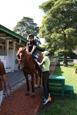 Unilink Group Company Trip 2018 April from Agensi Pekerjaan Unilink Prospects Sdn Bhd Horse Riding at Johor Bahru 26