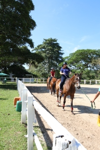 Unilink Group Company Trip 2018 April from Agensi Pekerjaan Unilink Prospects Sdn Bhd Horse Riding at Johor Bahru 34