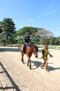 Unilink Group Company Trip 2018 April from Agensi Pekerjaan Unilink Prospects Sdn Bhd Horse Riding at Johor Bahru 35