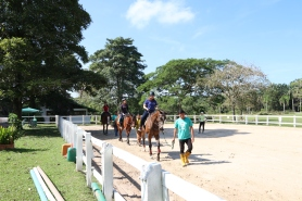 Unilink Group Company Trip 2018 April from Agensi Pekerjaan Unilink Prospects Sdn Bhd Horse Riding at Johor Bahru 38