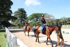 Unilink Group Company Trip 2018 April from Agensi Pekerjaan Unilink Prospects Sdn Bhd Horse Riding at Johor Bahru 39