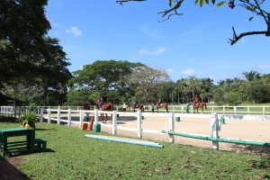 Unilink Group Company Trip 2018 April from Agensi Pekerjaan Unilink Prospects Sdn Bhd Horse Riding at Johor Bahru 42