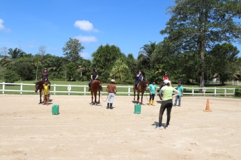 Unilink Group Company Trip 2018 April from Agensi Pekerjaan Unilink Prospects Sdn Bhd Horse Riding at Johor Bahru 43
