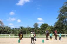 Unilink Group Company Trip 2018 April from Agensi Pekerjaan Unilink Prospects Sdn Bhd Horse Riding at Johor Bahru 44
